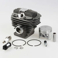 Cylinder Piston Kit Fuel Filter Spark Plug For Stihl 044 MS440 MS 440 Chainsaw Parts 1128