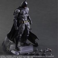 SQUARE ENIX Play Arts KAI Batman V Superman Dawn Of Justice NO 1 Batman PVC Action