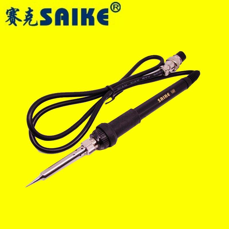 Livraison gratuite Marque nouveau Saike original électronique de soudage Fer à souder poignée outil pour 936 909D 852D + BGA à souder station