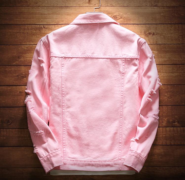 HTB1d6V btfvK1RjSspoq6zfNpXa7 DIMUSI Mens Denim Jacket Trendy Fashion Hip Hop Streetwer Ripped Denim Jacket Mens Jeans Jacket Male Cowboy Coats 3XL,YA735