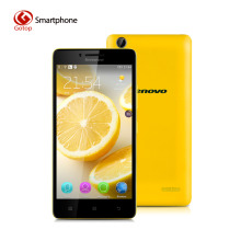 Lenovo LEMON K3 K30-W Cell Phone Android 4.4 Snapdragon 410 MSM8916 Quad Core Mobile Phone 8.0MP 1G RAM 16G ROM Smartphone