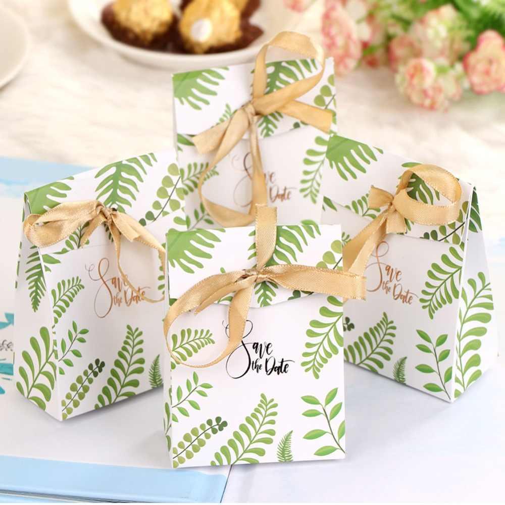 Bolsas de papel para dulces DIY de unicornio, bolsa de regalo, Favor de fiesta para niños, decoración de cumpleaños, Año Nuevo