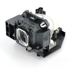 NP16LP สำหรับ NEC โปรเจคเตอร์โคมไฟหลอดไฟพร้อมตัวเครื่อง