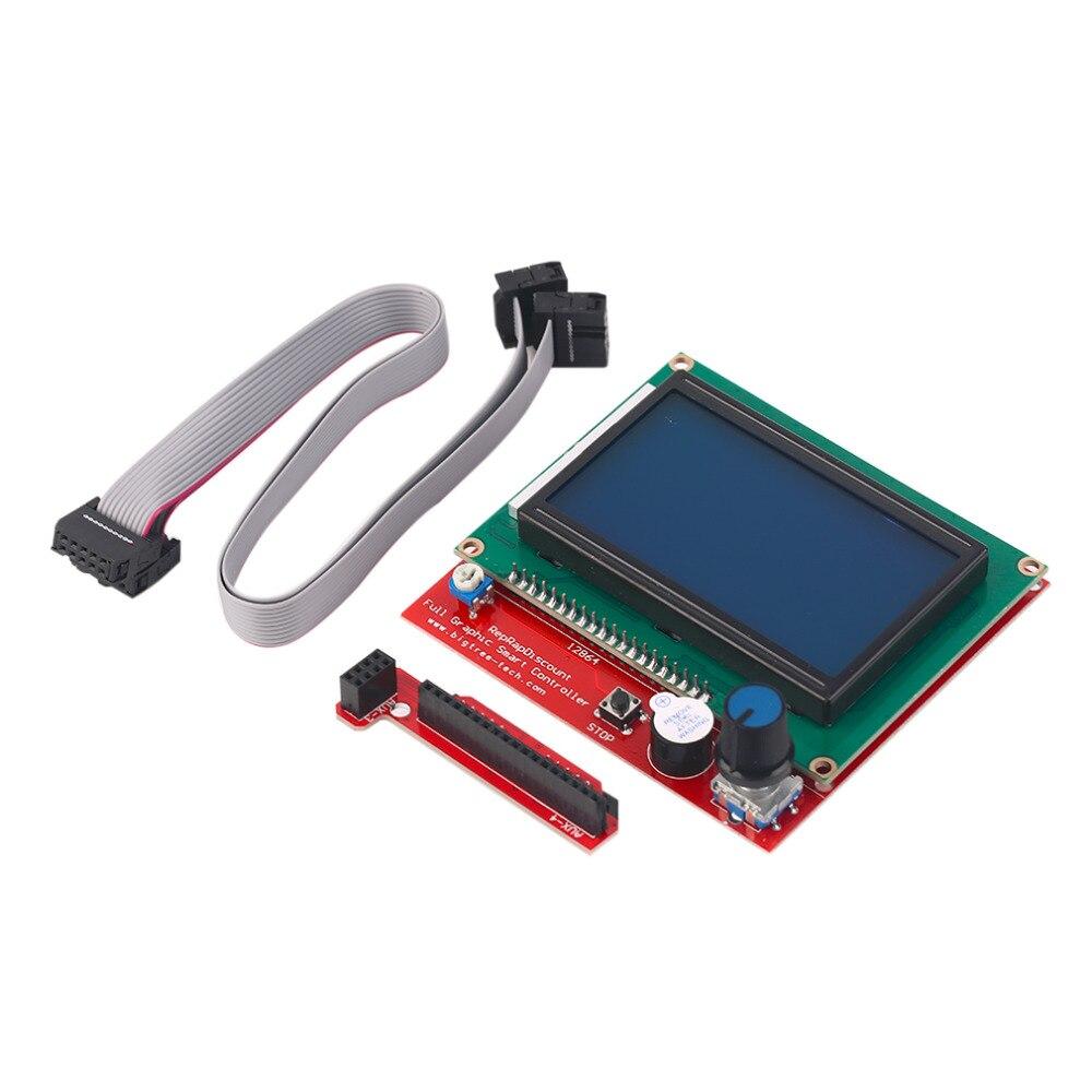 Оптоэлектронный дисплей 3 RAMPS1 .4 12864