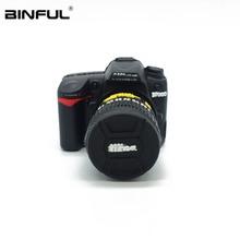 Camera Shape Usb Flash Drive 32GB Pen Drive Usb 2.0 Flash Memory Stick 4gb 8gb 16gb 32gb 64gb 128gb Pendrive Gift Free Shipping