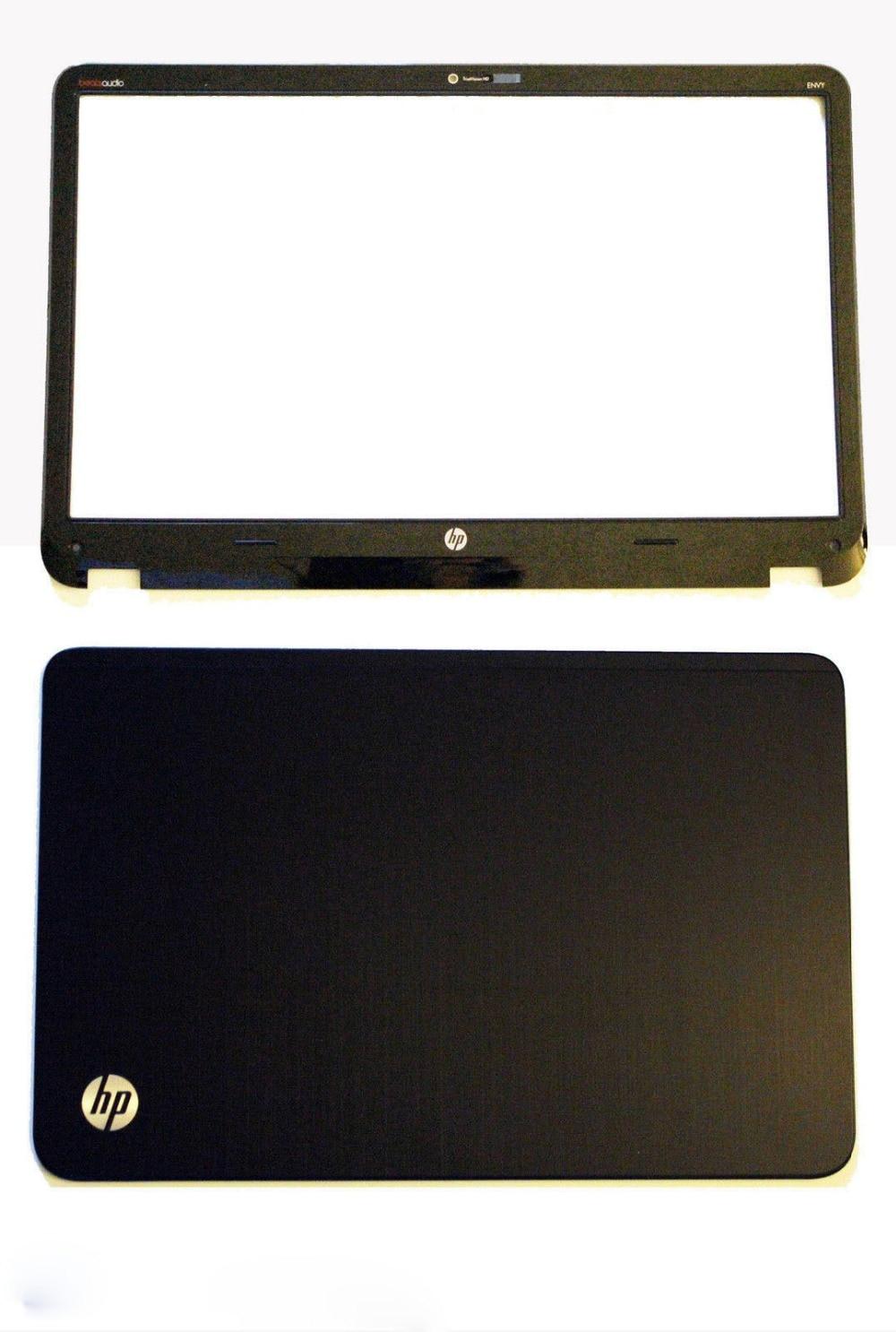 HP Envy6 Envy 6-1000 LCD Back Cover Case & Front Bezel 692382-001 686591-001