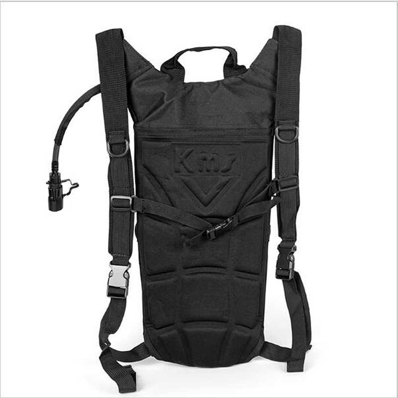 26c8f735e1 ... 3L Tactical Water Bladder Bag Camping Backpack Camelbak Pack Hiking  Outdoor ...