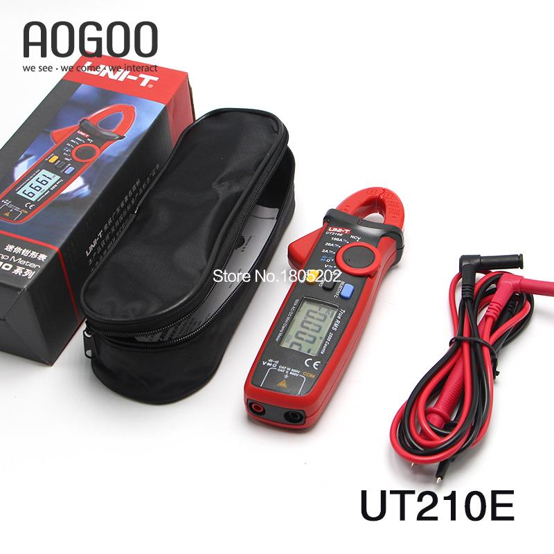 High Quality UNI-T UT210E Handheld LCD Digital Multimeters AC DC high quality uni t ut210e handheld lcd digital multimeters ac dc