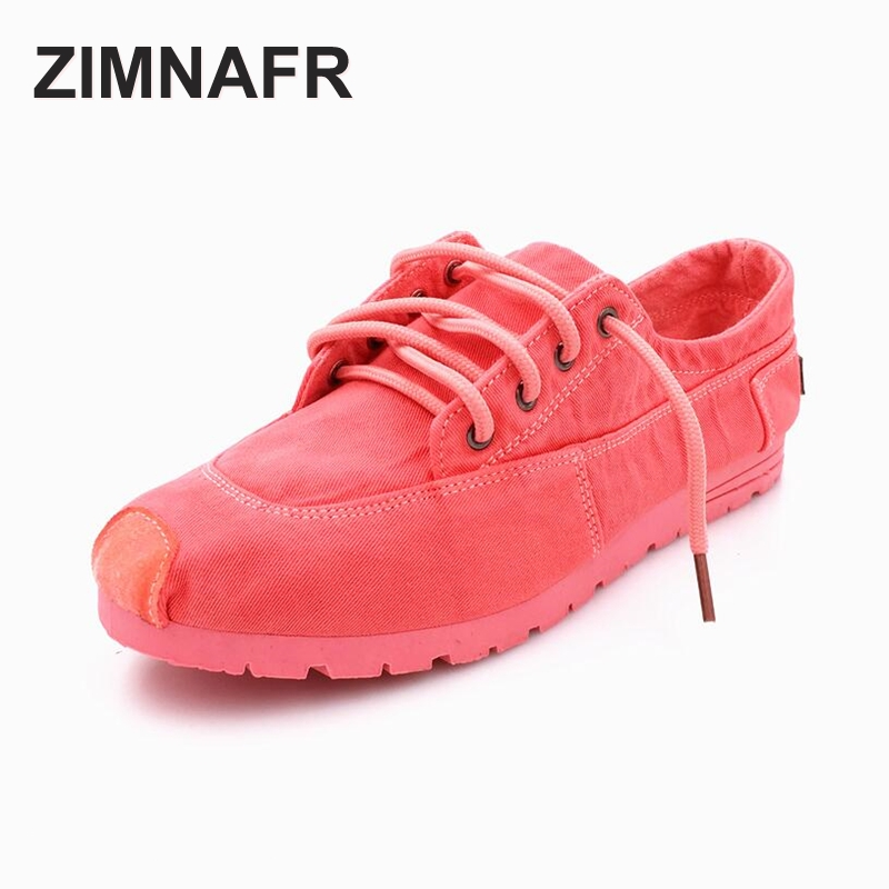 ZIMNAFR BRAND WOMEN CASUAL SHOES  FASHION GIRL CANVAS SHOES FLATS LACE-UP CHINESE TRADITIONAL CRAFT COTTON SHOES new women chinese traditional flower embroidered flats shoes casual comfortable soft canvas office career flats shoes g006