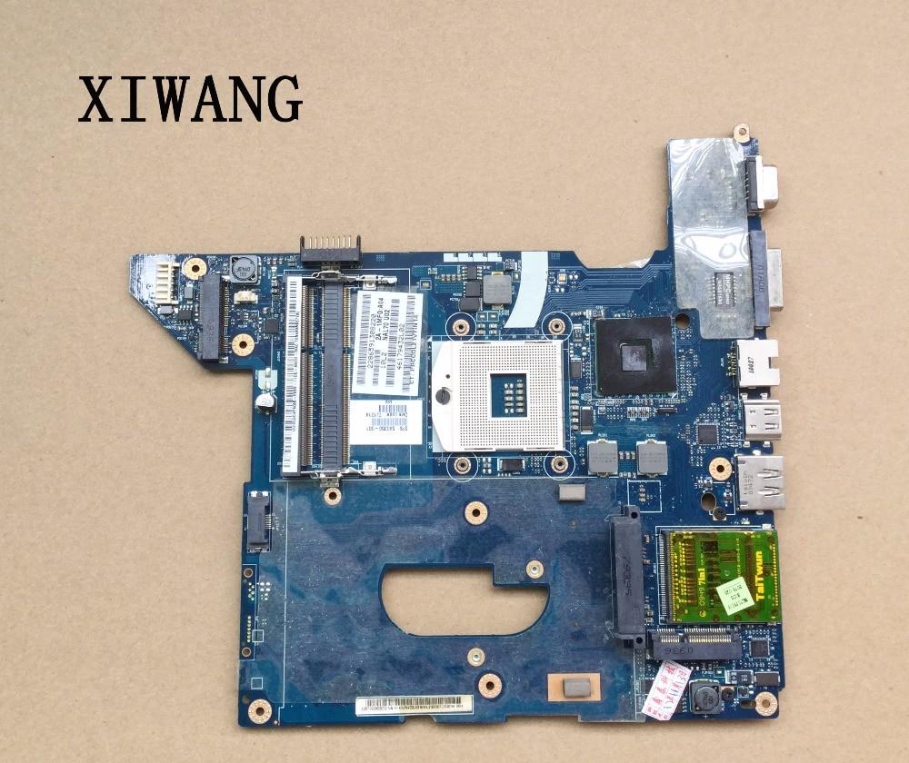 590350 001 Free shipping NAL70 LA 4106P For HP pavilion DV4 DV4 2000 Laptop motherboard HM55