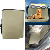Puppy Safety Waterproof Mats Hammock Protector Rear Back Pet Dog Car Mat Seat Cover TB Sale