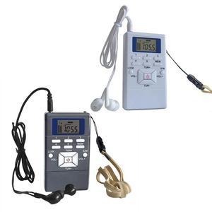 Mini Digital Radio Portable Po