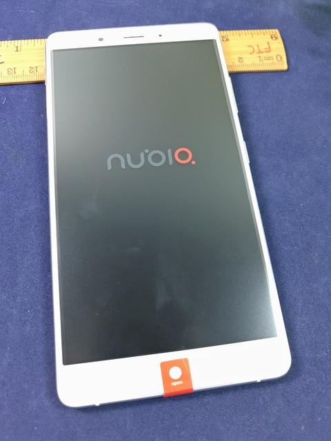 "In Stock Original ZTE Nubia Z11 MAX 6.0 "" Octa Core Mobile phone 4G LTE 4GB RAM 64GB ROM 16.0MP Fingerprint 4000mAh"