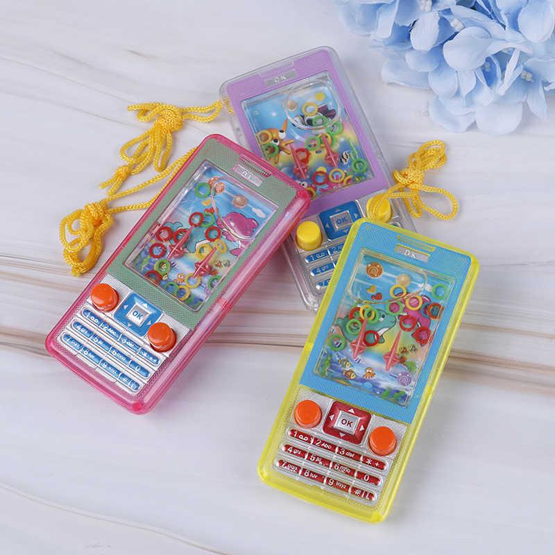 1 PCS اسفنجي المياه حلقة إرم ضغط لعبة الطفل يده لعبة آلة الوالدين والطفل التفاعلية ضد الإجهاد لعبة اللعب ل الأطفال