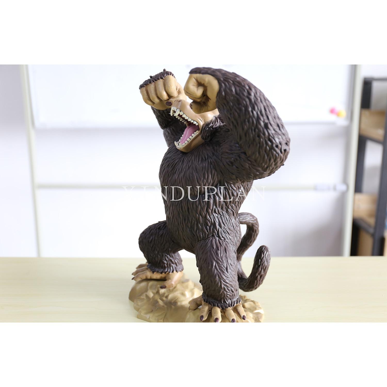 figurine dragon ball gorille