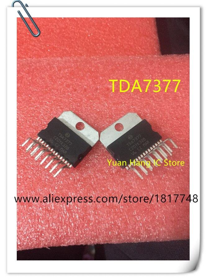 Free Shipping 10PCS/LOT  TDA7377 TDA 7377 ST ZIP-15 New original free shipping 10pcs lot cem9435a apm9435 9435 9435a stm9435 sop8 new original