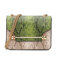 Tuladuo Luxury Handbags Women Bags Designer Mini Female Messenger Bag Serpentine Crossbody Bags For Women 2017