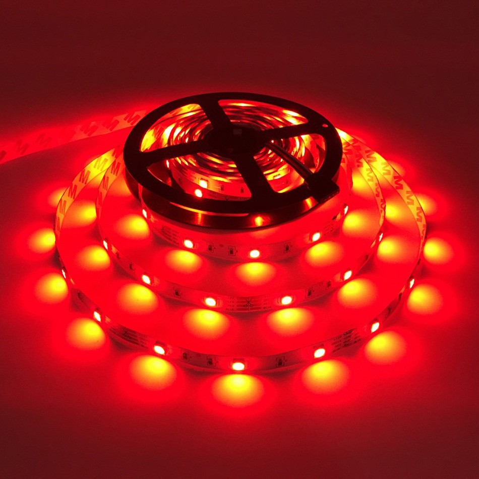 5m 5050 red blue white green warm white 12v diode tape led strip 5m 5050 red blue white green warm white 12v diode tape led strip lighting fita dc with knob dimmer cable switch acdc adapter in led strips from lights aloadofball Gallery