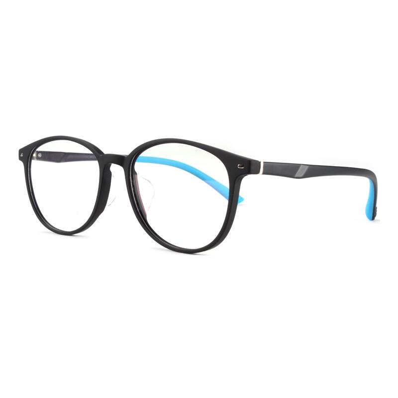 Full Rim TR 90 Ultem Super Flexible Eyeglasses Frame Ultra Light Weigted Men and Women Optical Glasses Frame 5709 in Men 39 s Eyewear Frames from Apparel Accessories