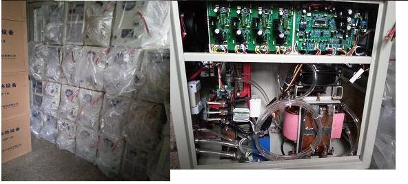 18KW Hochfrequenz Induktion Schweißer Kühlung Zirkulation System 220 V Induktion Schweiß Maschine MIG Schweißer KX-5188A18