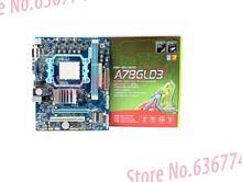 A78gld3 ddr3 motherboard warranty htpc computer case hd