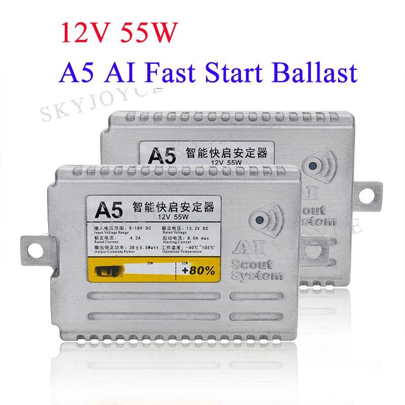 A5 ballast
