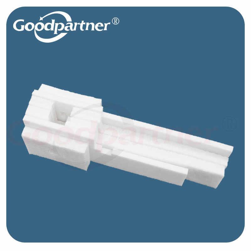 1 zestaw pojemnik na zużyty tusz zmywak do projektora Epson L355 L210 L120 L365 ME10 ME101 ME303 ME401 L110 L111 L130 L132 L211 L220 L222 L300 L301