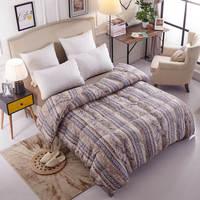 Europäischen royal style Natürliche 95% Gans Daunendecke Weiche Warme Königin Kingsize Steppdecke/Duvet Allergiker Schlafzimmer Vier jahreszeiten