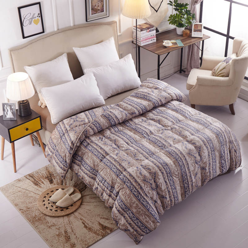 European Royal Style Natural 95 Goose Down Comforter Soft