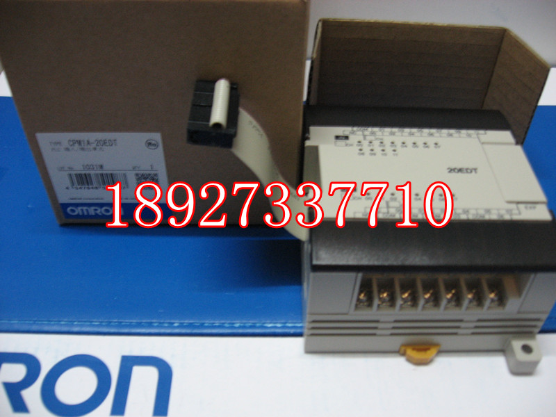 [ZOB] New original omron Omron programmable logic controller relay CPM1A-20EDT цены