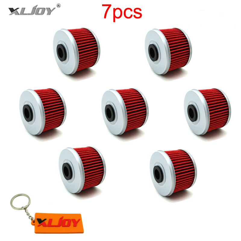 Honda Trx 200: 7x Oil Filter For Honda TRX200D TRX300 TRX350 TRX500FM