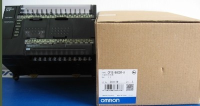 US $166 9 |Original CP1E N40DR A CP1E PLC CPU for Omron Sysmac 40 I/O 24DI  16DO Relay-in Instrument Parts & Accessories from Tools on Aliexpress com |