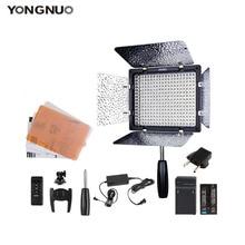 100% Аутентичные Светодиодная лампа для видеосъемки yongnuo YN300 III YN-300 III 3200 k-5500 K CRI95 Камера фото светодиодный видео свет с AC Мощность адаптер + Батарея комплект