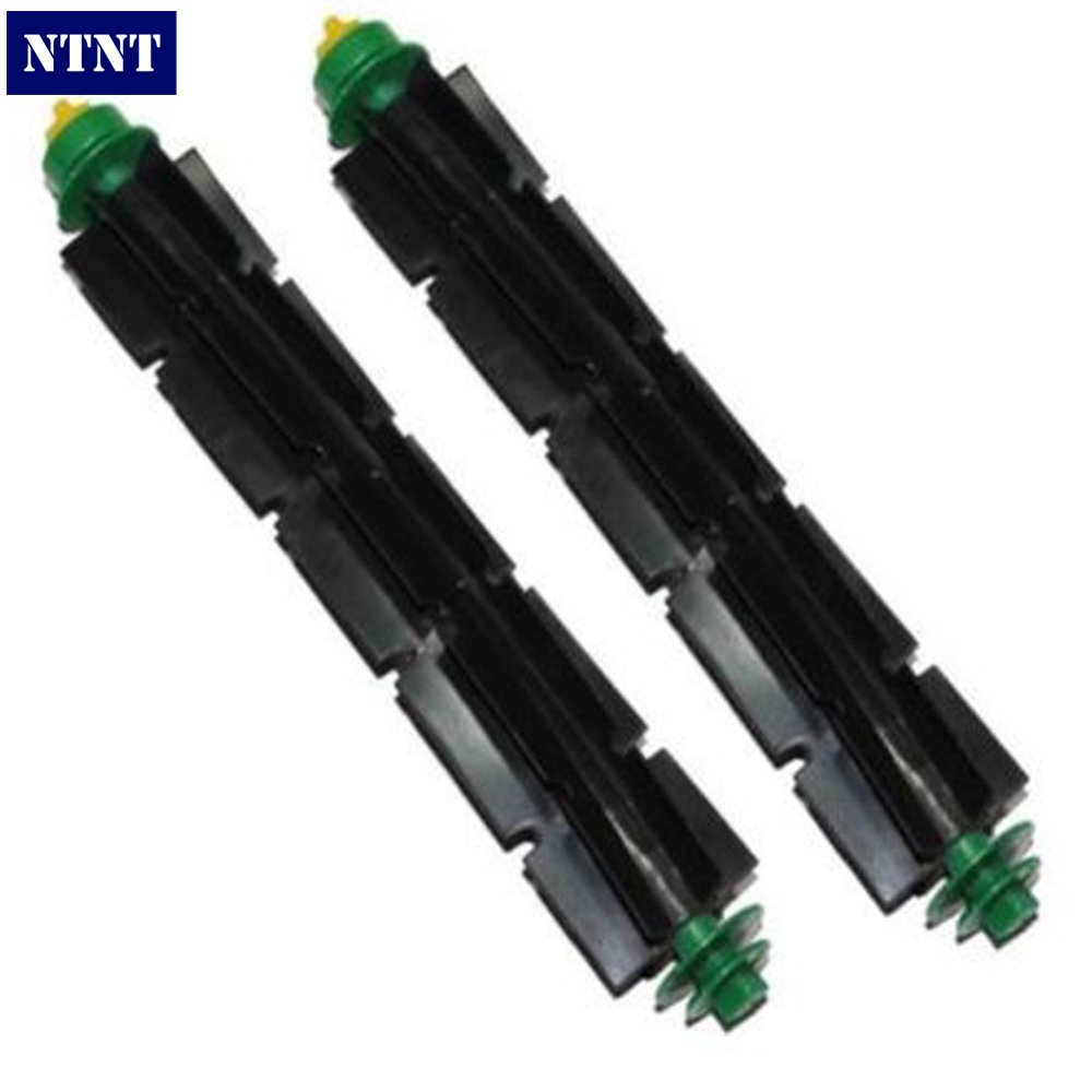 NTNT Free Post New 2 x Flexible Beater Brush For iRobot Roomba 500 Series 550 560 570 580 510 530 ntnt free post new 2 x flexible beater brush for irobot roomba 500 series 550 560 570 580 510 530
