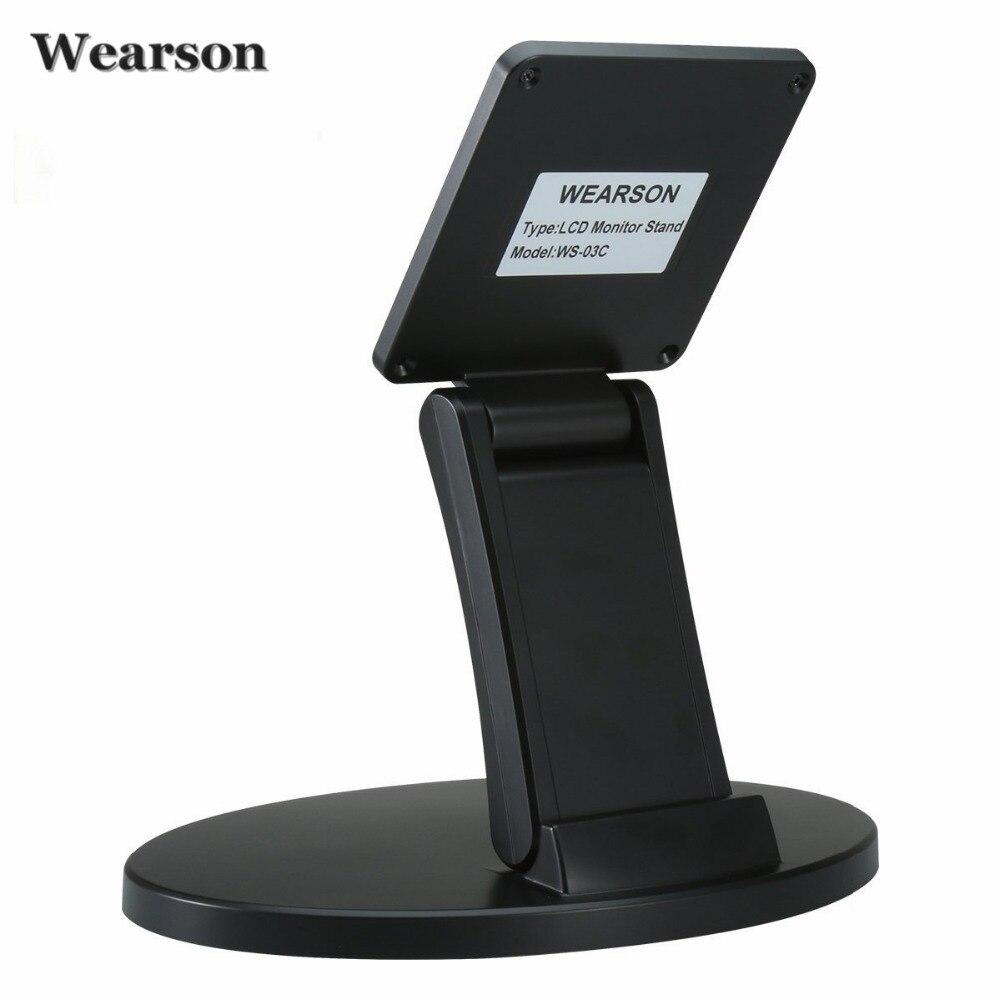 Wearson WS-03C մետաղական LCD հեռուստացույցի - Համակարգչային արտաքին սարքեր - Լուսանկար 2