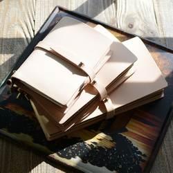 Бежевый ручной путешественников Тетрадь кожа многоразового блокнот-журнал наклейки для дневника бизнес-блокнот для рисования записи
