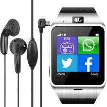 2016 Aplus GV18 bluetooth Inteligente reloj teléfono GSM NFC wrist Camera tarjeta SIM reloj U8 Smartwatch para Samsung Android Teléfono PK GT08