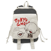 My Neighbor Totoro The Memory of childhood Tokyo Ghoul Women Girls Cute Backpack School Book Bag Mochila