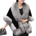 New Fashion Europe Women Winter Faux Fur Coat Thick Warm Jacket Coat Women  Brand Outerwear Winter Fur Jacket CT077