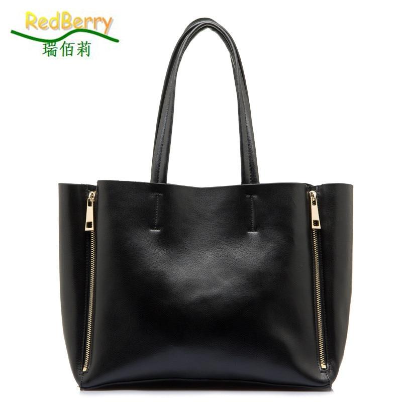 ФОТО Genuine Leather Bag Fashion Brand New Bolsa Feminina Women Shoulder Tote Handbags Elegant Ladies Famous Messenger Luxury Vintage