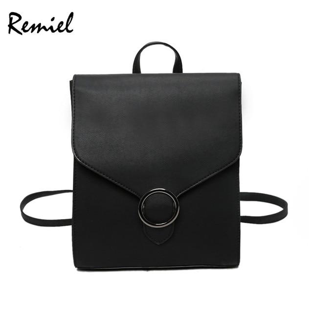 Retro Women's Rucksack Bag 6