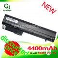 Golooloo batería para hp compaq 2533 t elitebook 2540 p 2530 p business notebook 2510 p 2400 nc2400 hstnn-xb22 hstnn-xb23 rw556aa