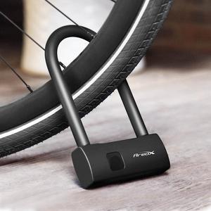 Image 2 - Youpin AreoX U8 สมาร์ท USB ลายนิ้วมือ U ล็อคจักรยานป้องกันการโจรกรรมจักรยานล็อครถจักรยานยนต์