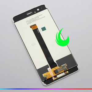 "Image 5 - 5,5 ""Original para Huawei P10 más VKY L09 VKY L29 pantalla LCD Digitalizador de pantalla táctil con marco para HUAWEI P10 Plus LCD"