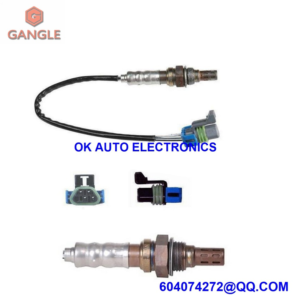 medium resolution of oxygen sensor lambda air fuel ratio o2 senosr for chevrolet malibu pontiac g6 saturn aura 12617907 12618012 234 4250 2008 2010 in exhaust gas oxygen sensor