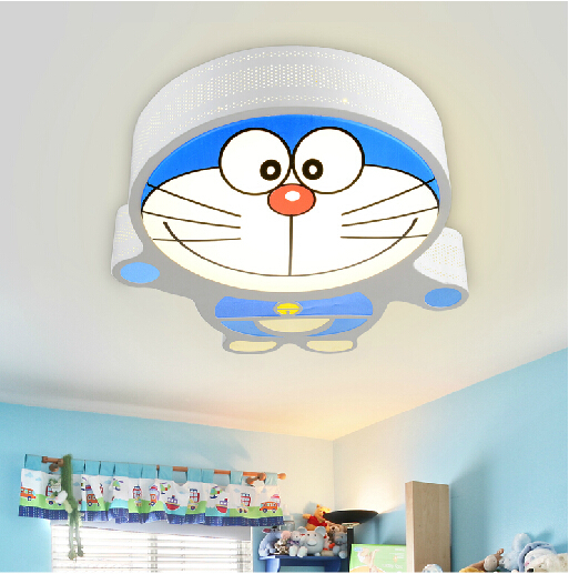 Kids Decorations Doraemon Metals Child Room Wholesale