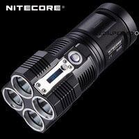 Заводская цена крошечный Монстр Nitecore TM26 4000 Lumnes Портативный прожектора кри XM L2 U3 светодиодный фонарик с O светодиодный Дисплей