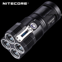 Factory Price Tiny Monster Nitecore TM26 4000 Lumnes Portable Searchlight CREE XM L2 U3 LED Flashlight with OLED Display