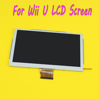 100 Brand New For Wii U LCD Screen Display Replacement For WIIU WII U Gamepad