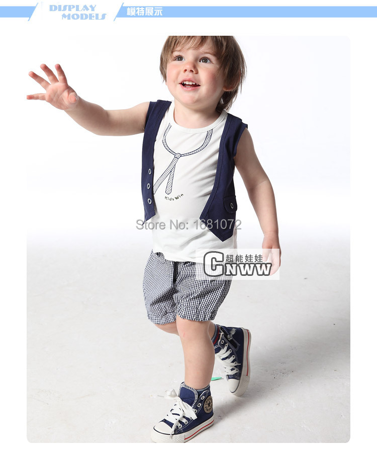 6 12 Months Old Infant Clothes Summer 0 1 Year Old Baby Boy Set 1 2